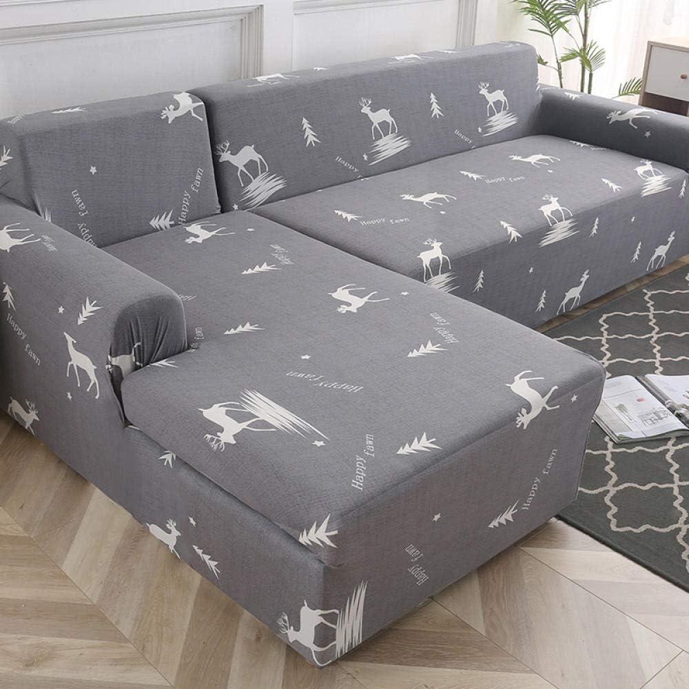 Fsogasilttlv Sofa Protector Slipcover Stretch Overseas parallel import regular item 1 Popular products Seater