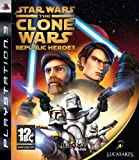 Star Wars: The Clone Wars - Republic Heroes (PS3) [import anglais]