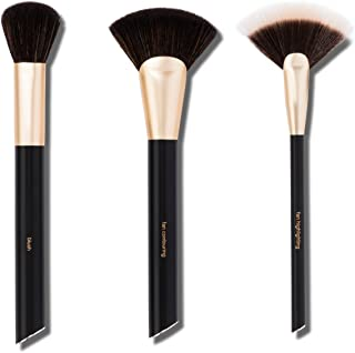 Sonia Kashuk Contouring & Highlighting Brush Set No 532,1 pack of 3
