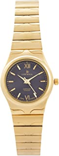 Sun Rock Dress Watch For Female - Analog Stainless Steel Band - SRL114