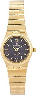 صن روك ساعة رسمية للنساء - انالوج بعقارب، ستانلس ستيل - SRL114