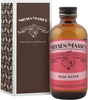 Nielsen-Massey Rose Water, with Gift Box, 4 oz