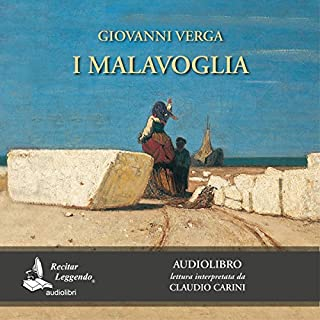 I Malavoglia audiobook cover art