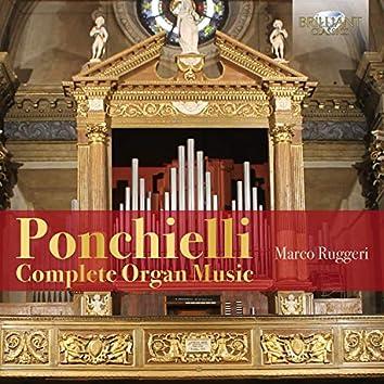 Ponchielli: Complete Organ Music