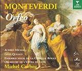 Monteverdi : Orfeo : Act 2 'Ecco pur ch'a voi ritorno' 'Mira ch'a sè n'alletta' 'In questo prato adorno' 'Qui Pan, dio de' pastori' 'Dunque fa degni, Orfeo' [Orfeo, Shepherd 1, Shepherd 2, Chorus of Nymphs and Shepherds]