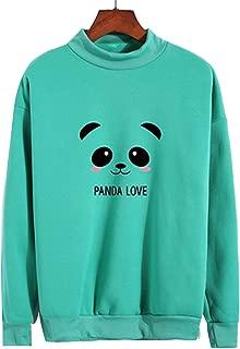 Cute Demi Women Hoody Spring Autumn Long Sleeve Kawaii Panda Printed Harajuku Sweatshirt Hoodies