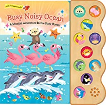 Busy Noisy Ocean (Early Bird Sound Books)