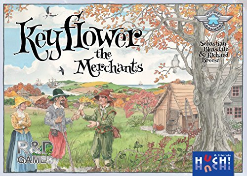 Keyflower: Merchants Expansion by Game Salute