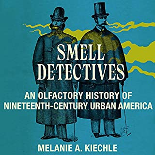 Smell Detectives audiobook cover art