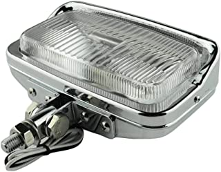 harley square headlight