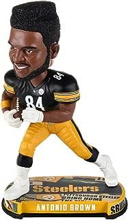 NFL Headline Bobble Head # 84Antonio Brown Pittsburgh Steelers