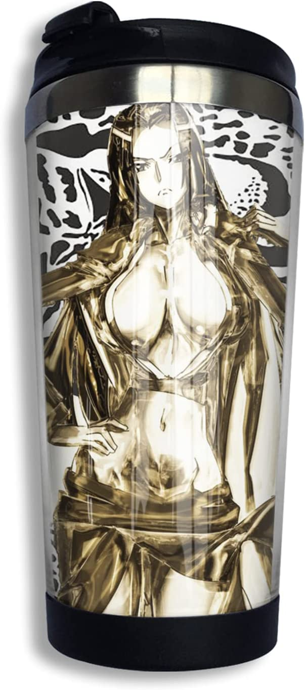 One Wholesale Piece Boa Hancock Special Campaign Anime Coffee 3d Cup Thermos Print Mug Nove