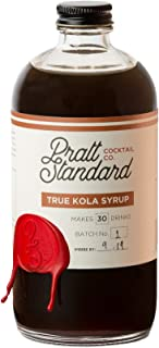 Pratt Standard Cocktail Company True Kola Syrup, 16 OZ