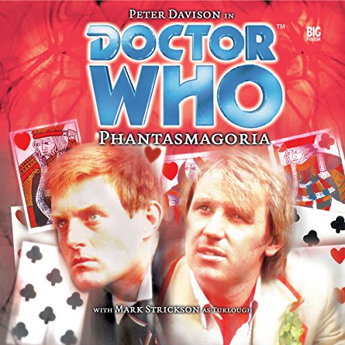 Doctor Who - Phantasmagoria Titelbild