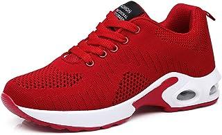 Dannto Zapatos Deporte Mujer Zapatillas Deportivas Correr Gimnasio Casual Zapatos para Caminar Mesh Running Transpirable A...