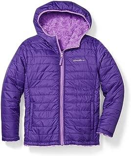 Eddie Bauer Girls' Rock Creek Reversible Jacket