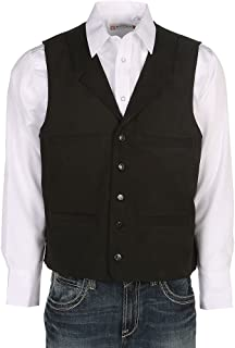 wyoming traders buffalo vest
