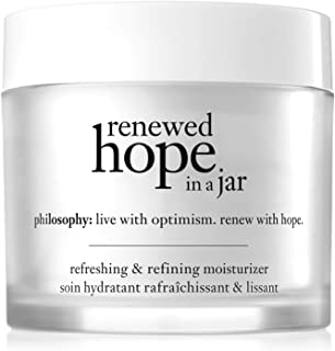 Philosophy Renewed Hope in a Jar Moisturizer for Unisex - 2 oz., 385.55 g