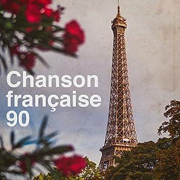 Chanson française 90