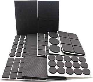 186 almohadillas de goma con diseño antideslizante para pat