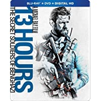 13 Hours: The Secret Soldiers of Benghazi on Blu-ray