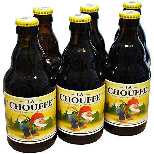 Belgisches Bier La Chouffe Blond 6x330ml 8%Vol