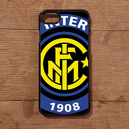 Lovelytiles Inter Internazionale Cover Calcio Serie A iPhone Apple Smartphone (iPhone 7 Plus)