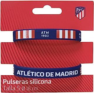 C Y P Set 2 Pulseras de Silicona Talla Infantil Atlético de Madrid