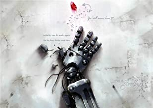 Ami0707 Fullmetal Alchemist Brotherhood Poster Lebendige Farbe Klares Bild Home Wanddekoration50X70cm Kein Rahmen