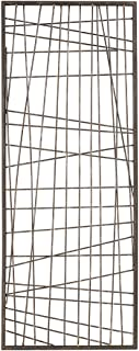 INK+IVY Savoy Wall Art - Metal Wire Framed Modern Abstract Erratic Design Living Room Accent Decoration, 14