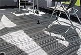 pour tente et auvent respirant et r/ésistant aux intemp/éries Anthracite et gris MP Essentials Tapis de sol ext/érieur respectueux de lenvironnement