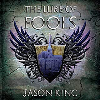 The Lure of Fools     The Age of the Infinite, Book 1              By:                                                                                                                                 Jason King                               Narrated by:                                                                                                                                 John Grundtvig                      Length: 9 hrs and 26 mins     16 ratings     Overall 3.4