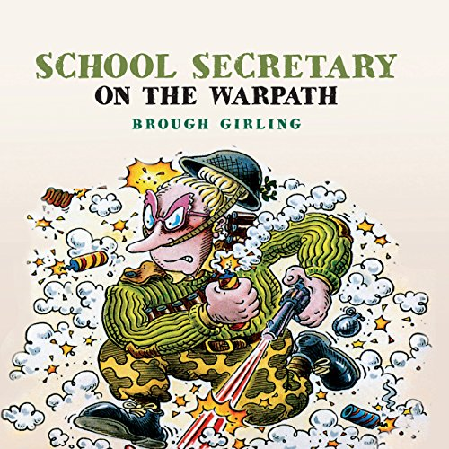 School Secretary on the Warpath cover art