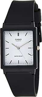 Casio Unisex-Adult Quartz Watch, Analog Display and Resin Strap MQ27-7EUDF