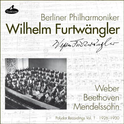 ベルリン・フィルハーモニー管弦楽団 & ヴィルヘルム・フルトヴェングラー