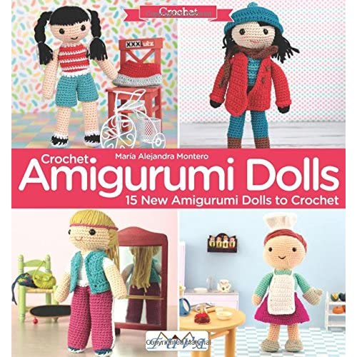 The Most Beautiful Amigurumi Doll Free Crochet Patterns (With ... | 500x500