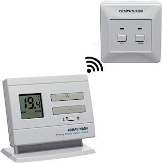 COMPUTHERM Q3RF termostato digital inalámbrico inteligente de calderas para interiores, aire acondicionado y suelo radiant...