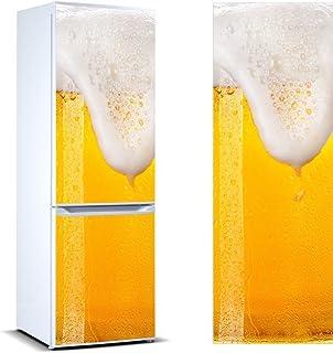 Oedim Vinilo para Frigorífico Cerveza Espumosa 185x60cm |