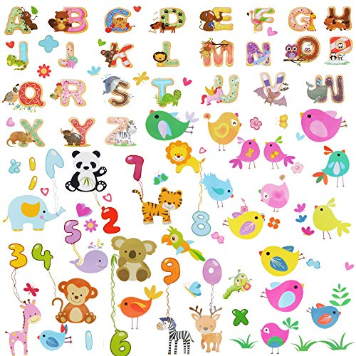 Casecover 12pcs Fen/être De No/ël Gel Jelly Stickers D/écorations pour Laffichage De Fen/être De No/ël