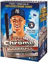 2017 topps chrome baseball box
