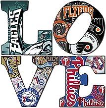 گالری هنر کلکسیونی Philadelphia Sports Love Teams 5 (12x12)