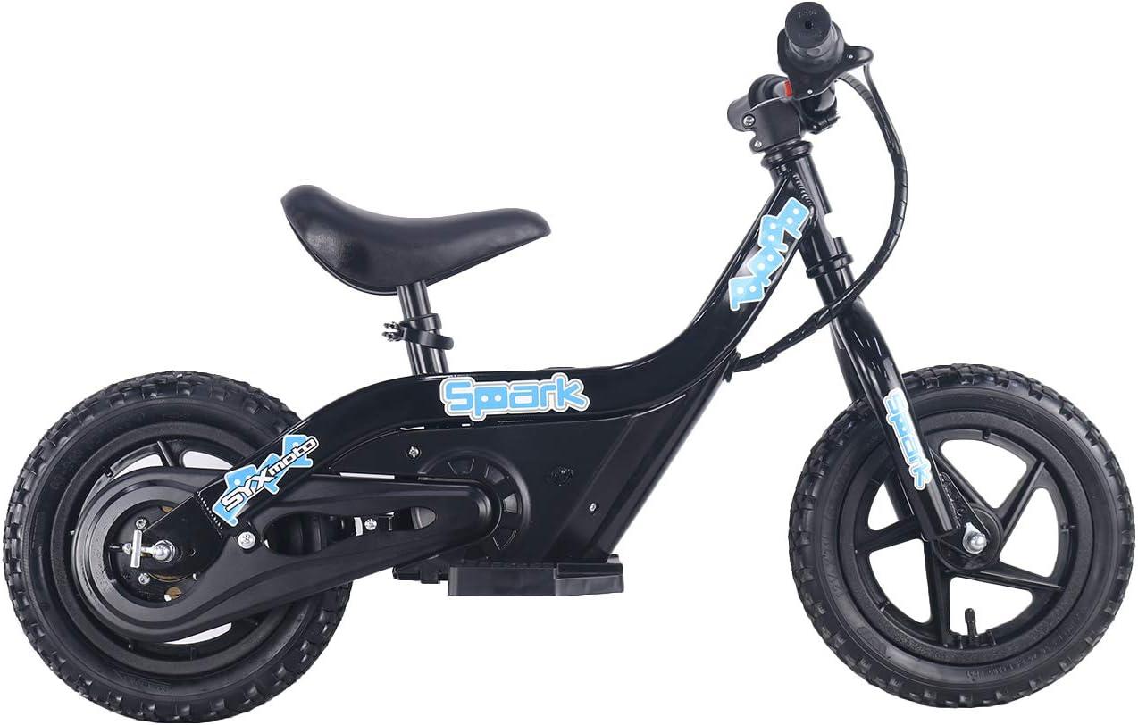 Toddler electric balance bike