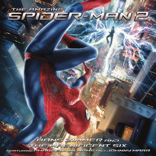 ソニー・ミュージックソリューションズ『アメイジング・スパイダーマン2 オリジナル・サウンドトラック(SICP-4106)』