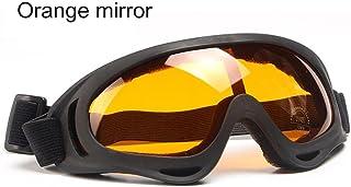 KaiCran new Ski Glasses Ski Snowboard Motorcycle Dustproof Sunglasses Goggles Lens Frame Eye Glasses