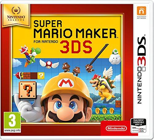 Super Mario Maker pour Nintendo 3DS - SELECTS [Importación francesa]