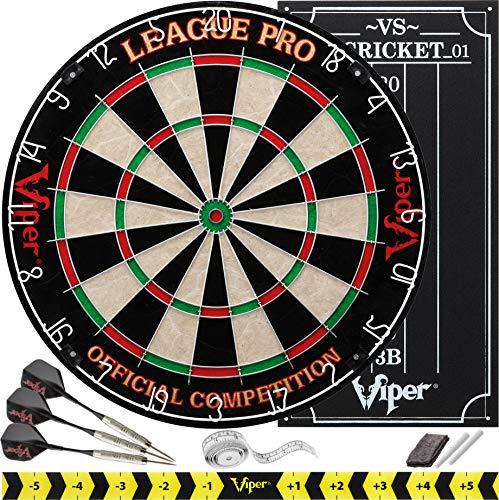 Viper League Pro Regulation Bristle Steel Tip...