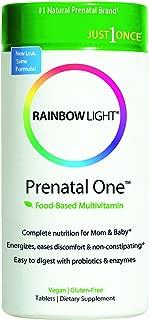 Rainbow Light Prenatal One Multi, 50 Tablets