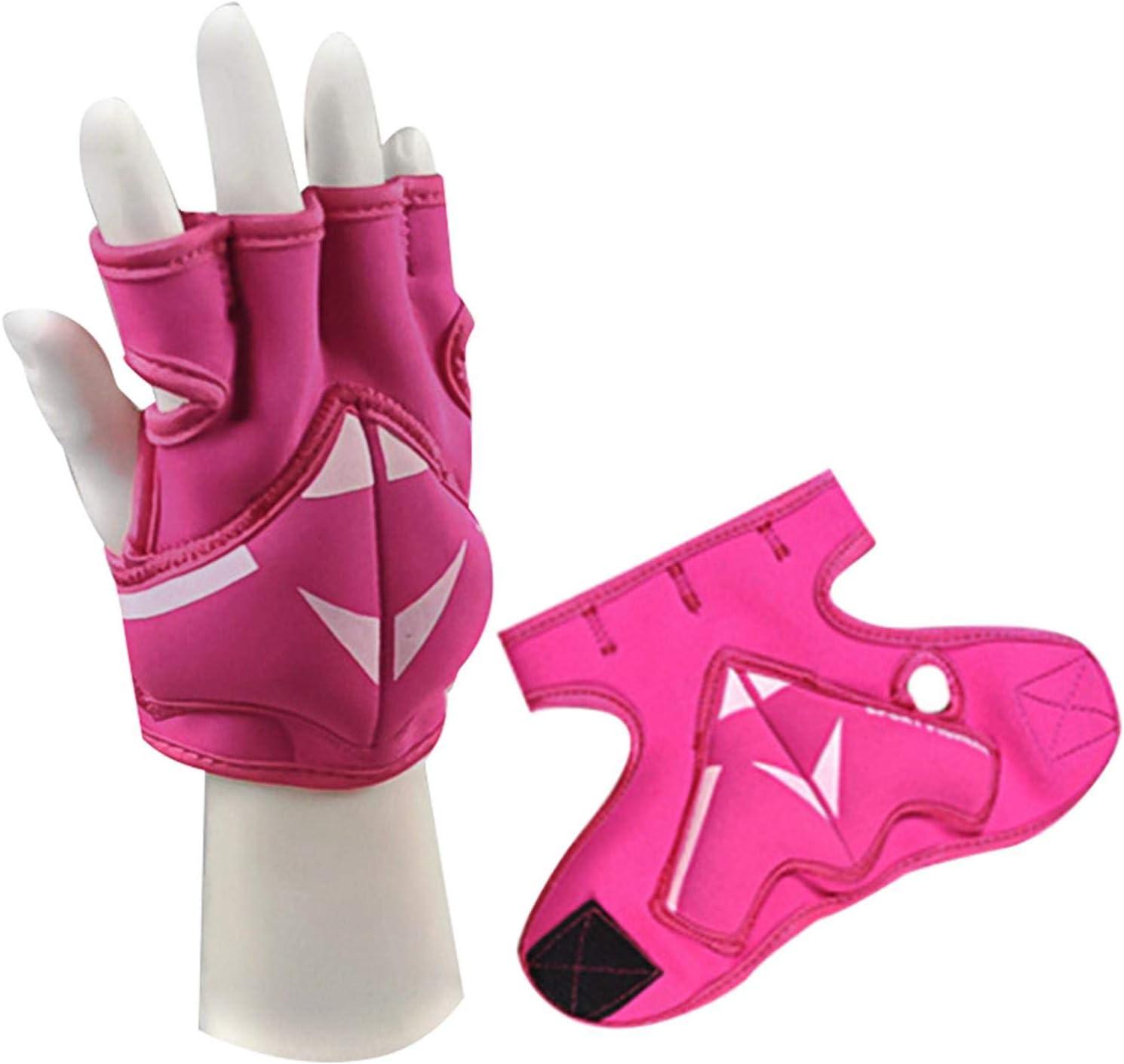 StepOK Weighted Gloves 2LB(1LB Each) for Men Women Exercise Glov