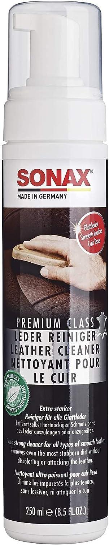 SONAX Premium Class–Limpiador de Piel, 250ml