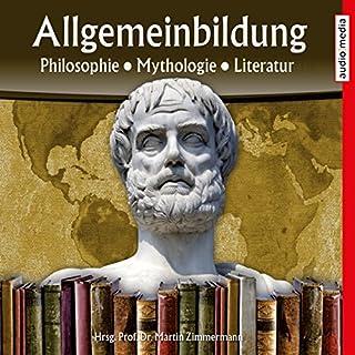 Philosophie, Mythologie, Literatur Titelbild